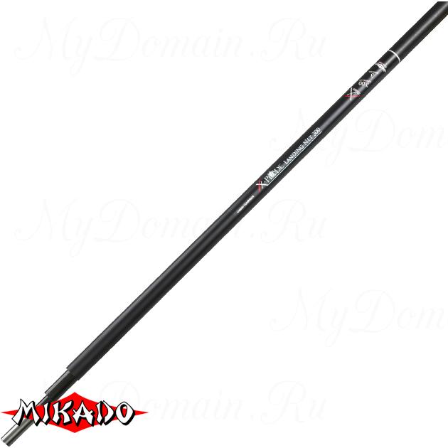 Ручка подсачека Mikado X-PLODE 400 см. телескопическая, шт