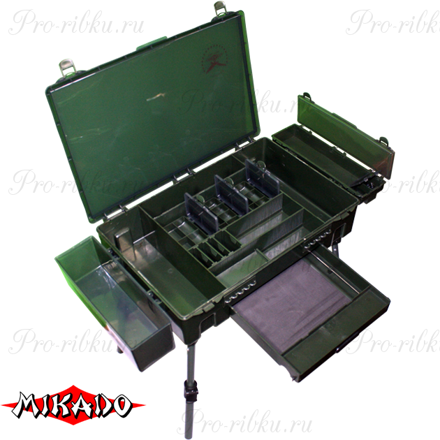Стол - органайзер Mikado UAC-CB003 для карповых аксессуаров, шт