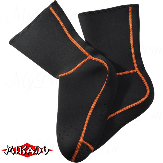 Носки неопреновые Mikado UMR-06 размер XL, шт