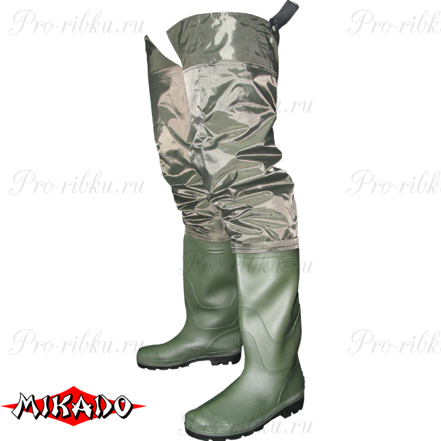 Сапоги забродные (болотные) Mikado UMW00 размер 44, шт