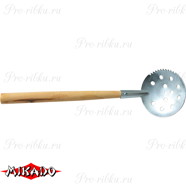 Шумовка рыболовная Mikado малая S2-LU042, шт
