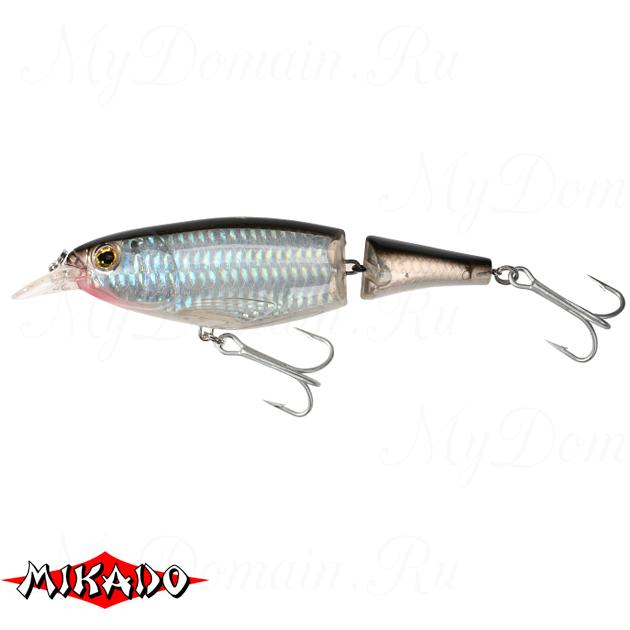 Воблер Mikado JOINTED PADDLE FISH 13 см. / 04 - плавающий, шт