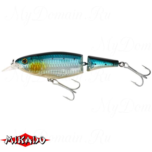 Воблер Mikado JOINTED PADDLE FISH 13 см. / 06 - плавающий, шт