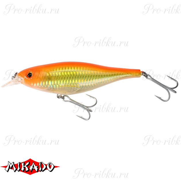 Воблер Mikado PADDLE FISH 13 см. / 08 - плавающий, шт