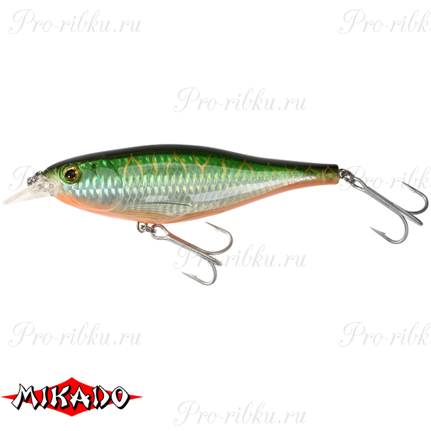 Воблер Mikado PADDLE FISH 13 см. / 14 - плавающий, шт