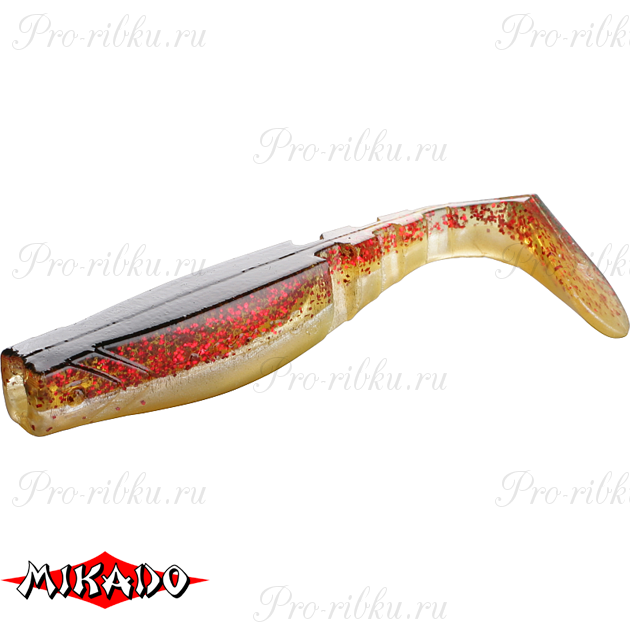 Виброхвост Mikado FISHUNTER 5 см. / 68  уп.=5 шт., упак