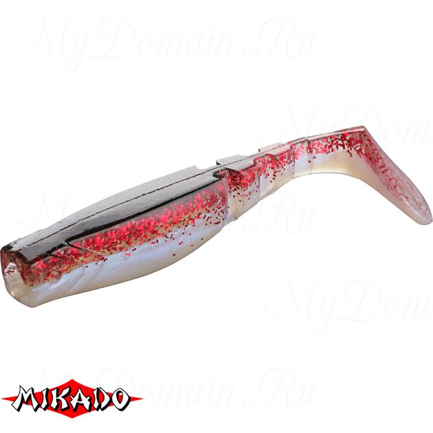 Виброхвост Mikado FISHUNTER 7 см. / 182  уп.=5 шт., упак