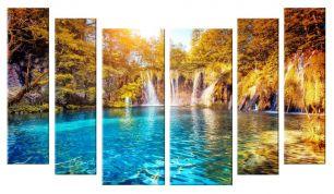 Природное озерцо