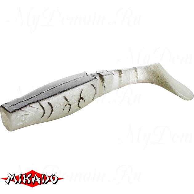 Виброхвост Mikado FISHUNTER 7 см. / 50  уп.=5 шт., упак