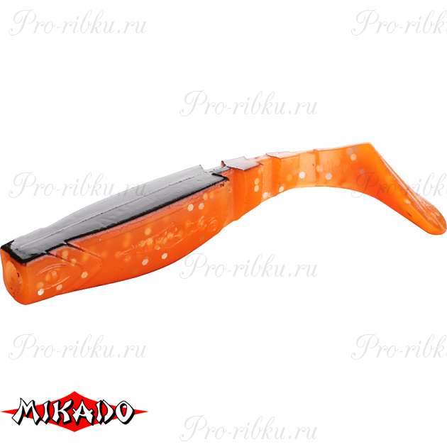 Виброхвост Mikado FISHUNTER 7 см. / 75  уп.=5 шт., упак
