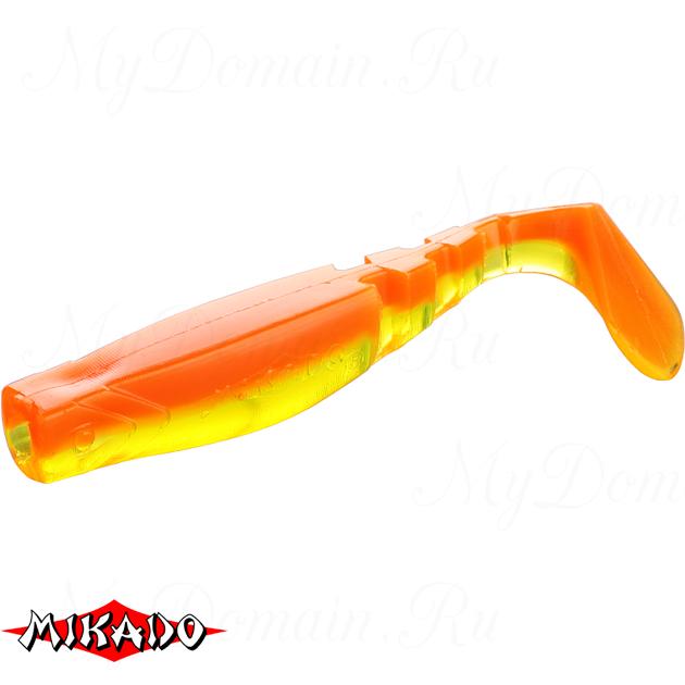 Виброхвост Mikado FISHUNTER 7 см. / 77  уп.=5 шт., упак