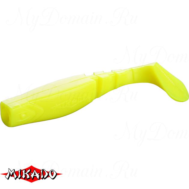 Виброхвост Mikado FISHUNTER 8 см. / 09T  уп.=5 шт., упак