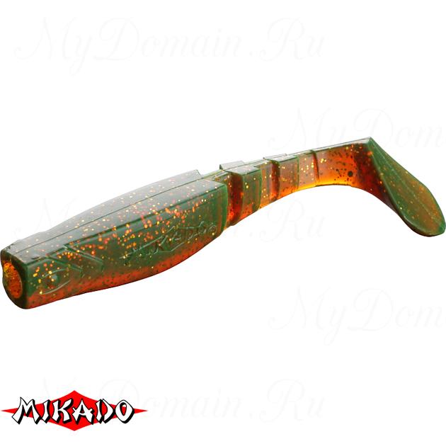 Виброхвост Mikado FISHUNTER 8 см. / 23  уп.=5 шт., упак