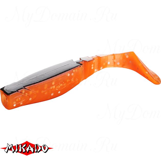 Виброхвост Mikado FISHUNTER 8 см. / 75  уп.=5 шт., упак