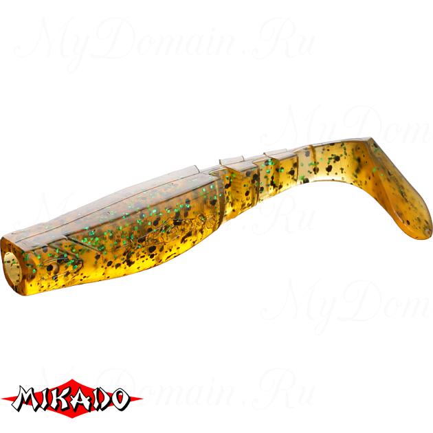 Виброхвост Mikado FISHUNTER 10.5 см. / 09  уп.=5 шт., упак