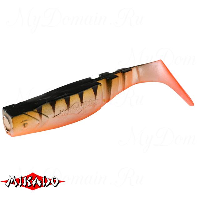 Виброхвост Mikado FISHUNTER 10.5 см. / 126  уп.=5 шт., упак