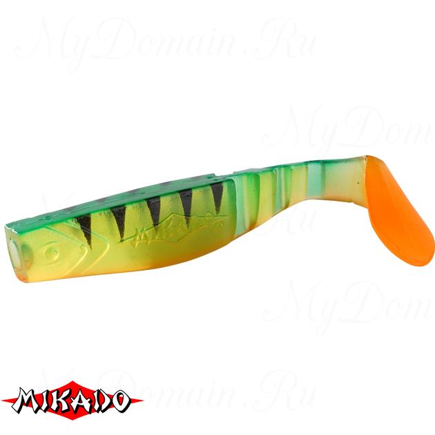 Виброхвост Mikado FISHUNTER 10.5 см. / 128  уп.=5 шт., упак