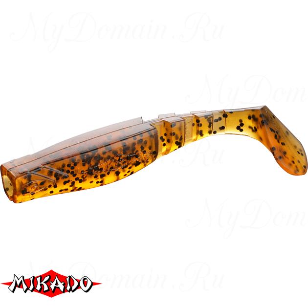Виброхвост Mikado FISHUNTER 10.5 см. / 36  уп.=5 шт., упак