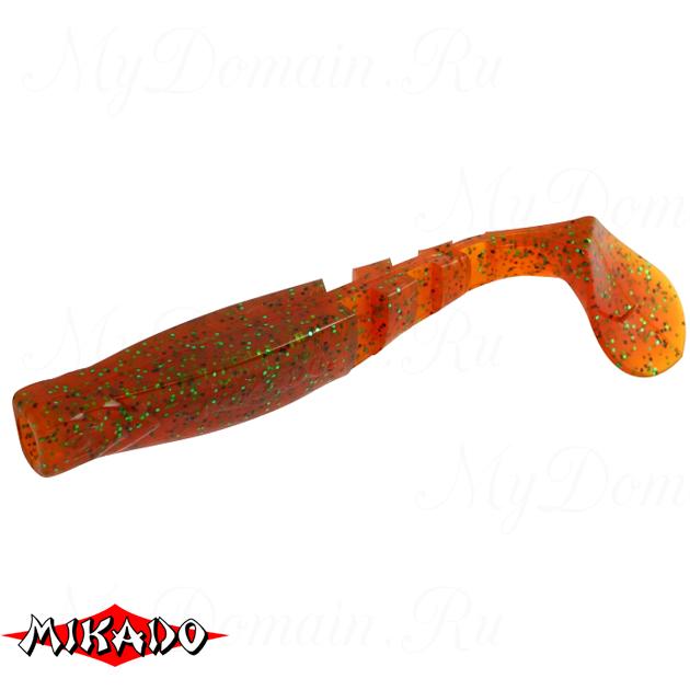 """Виброхвост Mikado FISHUNTER 2 """"съедобная резина"""" 5.5 см. / 329  уп.=5 шт., упак"""