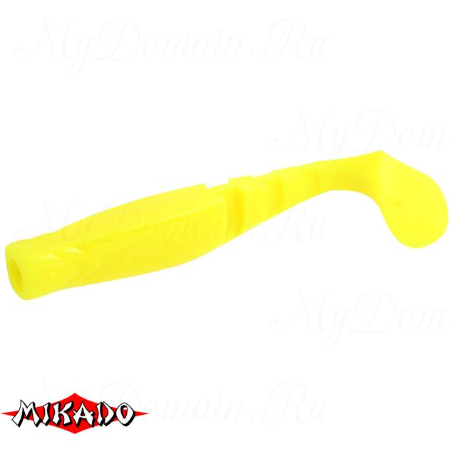 """Виброхвост Mikado FISHUNTER 2 """"съедобная резина"""" 9.5 см. / 325  уп.=5 шт., упак"""