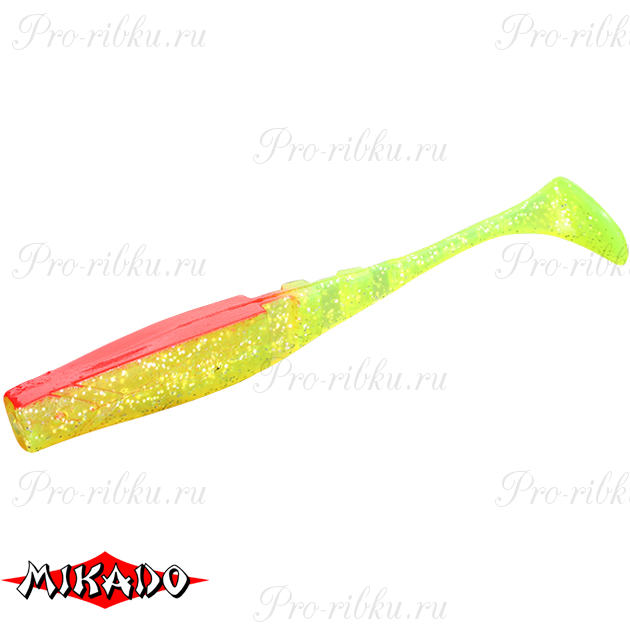 Виброхвост Mikado FISHUNTER TT 9 см. / 356  уп.=5 шт., упак