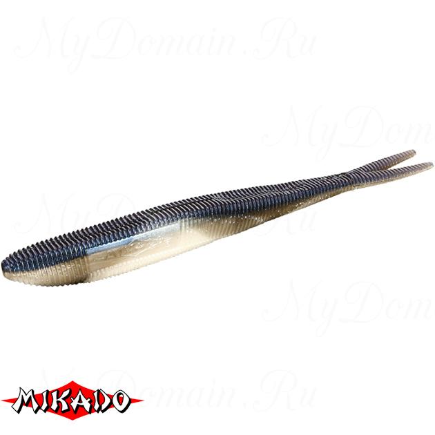 """Червь силиконовый Mikado SAIRA """"съедобная резина"""" 7 см. / 351  уп.=5 шт., упак"""