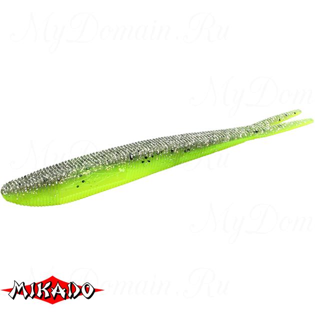 """Червь силиконовый Mikado SAIRA """"съедобная резина"""" 7 см. / 359  уп.=5 шт., упак"""