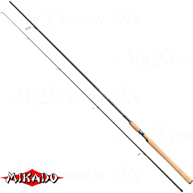 Спиннинг штекерный Mikado ALMAZ MKM Spin 270 (тест 10-30 г)