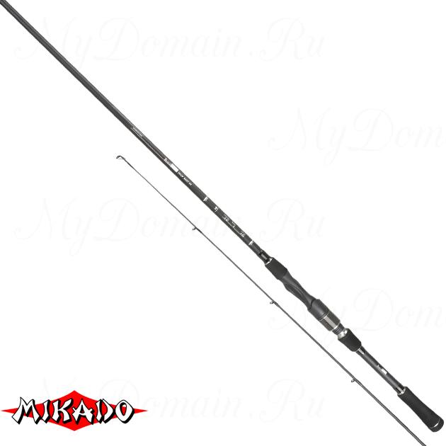 Спиннинг штекерный Mikado BLACK STONE DROP SHOT 240 (тест 5-24 г)