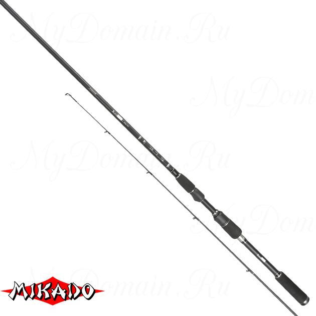 Спиннинг штекерный Mikado BLACK STONE L Spin 180 (тест 3-12 г)