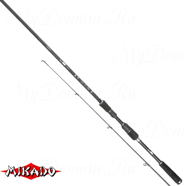 Спиннинг штекерный Mikado BLACK STONE M Spin 210 (тест 5-25 г)