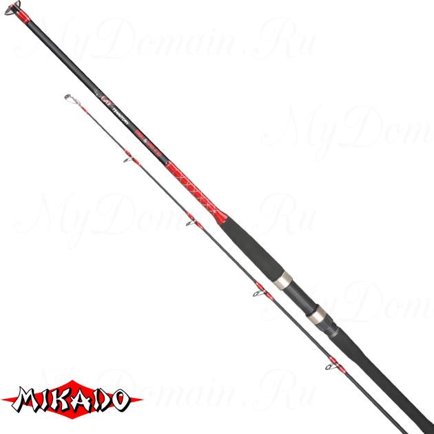 Спиннинг штекерный Mikado CAT TERRITORY TROLL & SPIN 245 (тест 50-180 г)