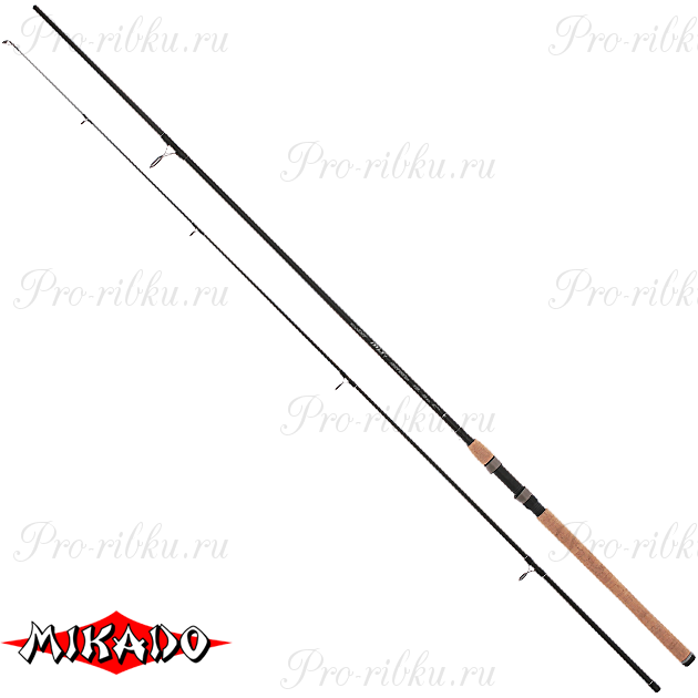 Спиннинг штекерный Mikado MLT HEAVY Spin 330 (тест 20-50 г)