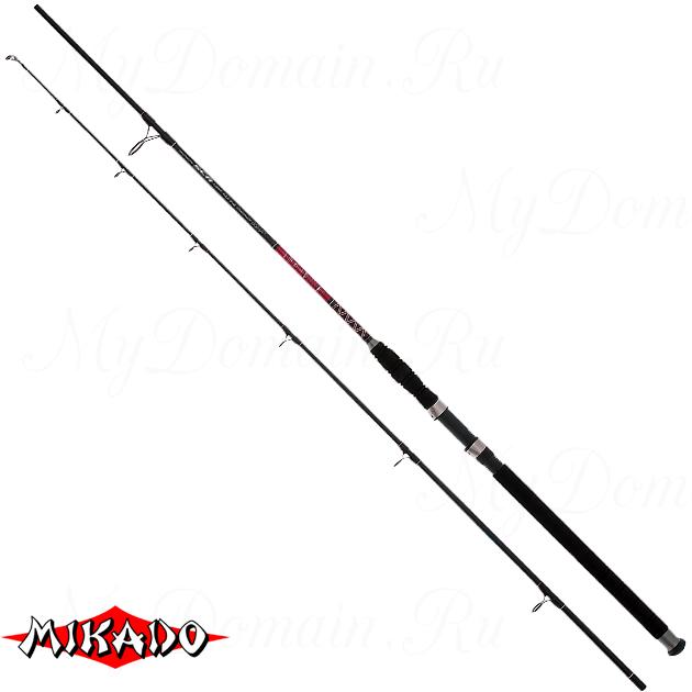 Спиннинг штекерный Mikado SCR LIGHT Pilk 210 (тест 90-150 г)