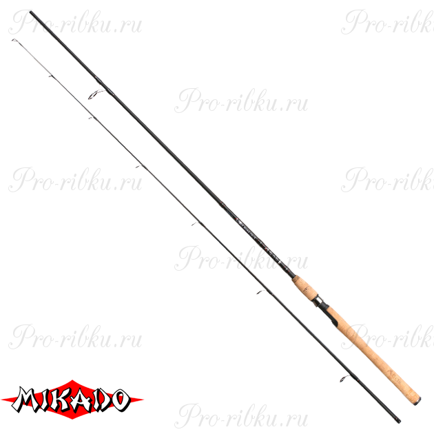 Спиннинг штекерный Mikado X-PLODE MEDIUM Spin 270 (тест 7-25 г)
