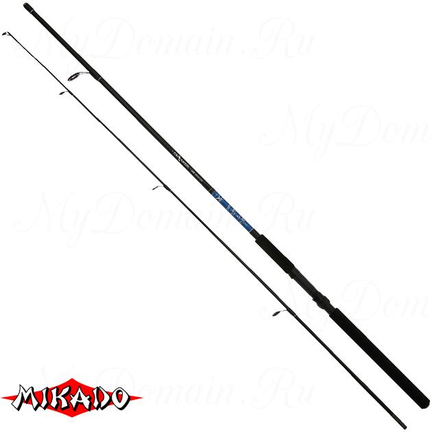 Спиннинг штекерный Mikado FISH HUNTER MEDIUM Spin 270 (тест 15-50 г)