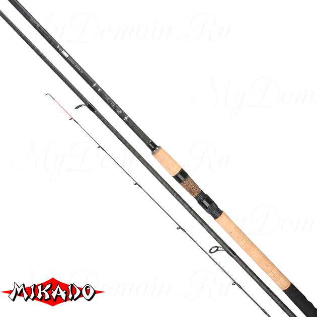 Удилище штекерное Mikado BLACK STONE METHOD Feeder 350 (тест 55-75 г)
