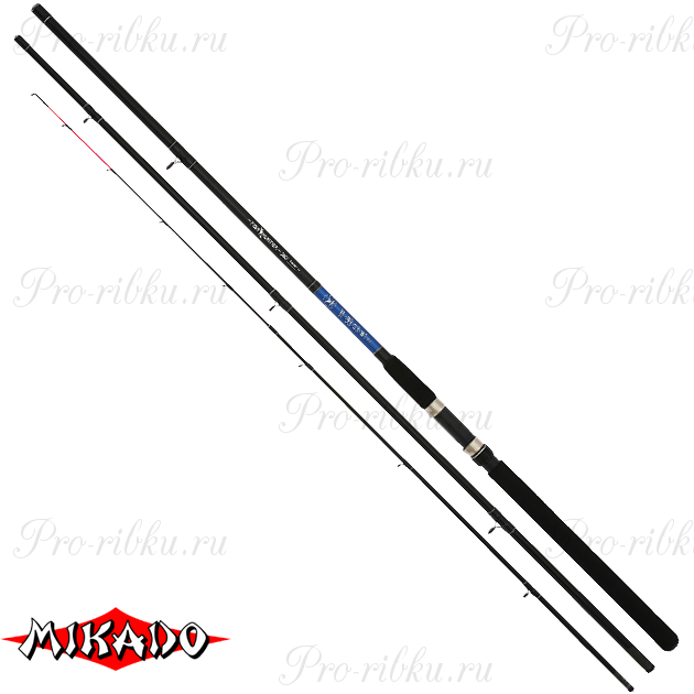 Удилище штекерное Mikado FISH HUNTER Feeder 390 (до 100 г)