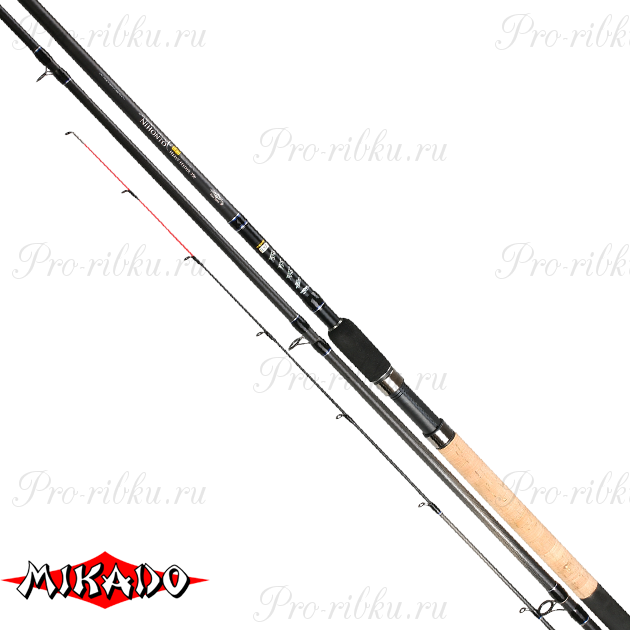 Удилище штекерное Mikado NIHONTO HEAVY Feeder 390 (тест (до 150 г)