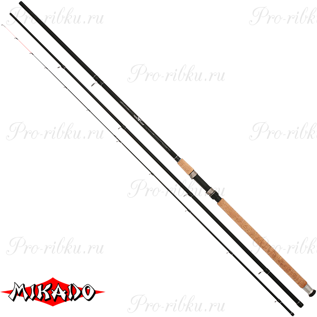 Удилище штекерное Mikado SILVER EAGLE Feeder 420 (до 90 г)