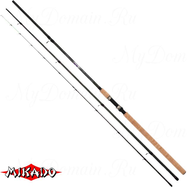 Удилище штекерное Mikado ULTRAVIOLET HEAVY Feeder 420 (до 120 г)
