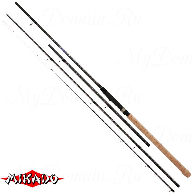 Удилище штекерное Mikado ULTRAVIOLET TWIN Feeder 360/420 (до 110 г)