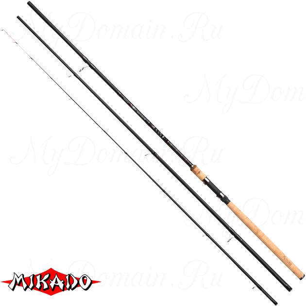 Удилище штекерное Mikado X-PLODE HEAVY Feeder 390 (тест 100-200 г)