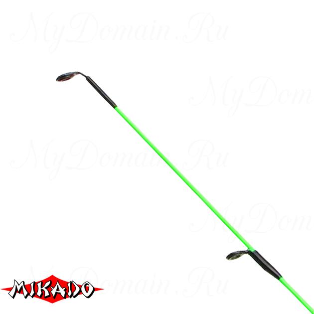 Хлыстики для фидера Mikado carbon 53 см. 2.7 мм. (Medium - green)  уп.=5 шт.