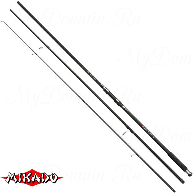 Удилище штекерное Mikado ALMAZ Carp 390 / 3.50 lbs (3 секц.)