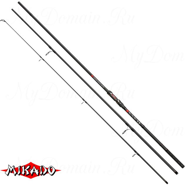 Удилище штекерное Mikado ESSENTIAL HEAVY Carp 390 / 3.50 lbs (3 секц.)