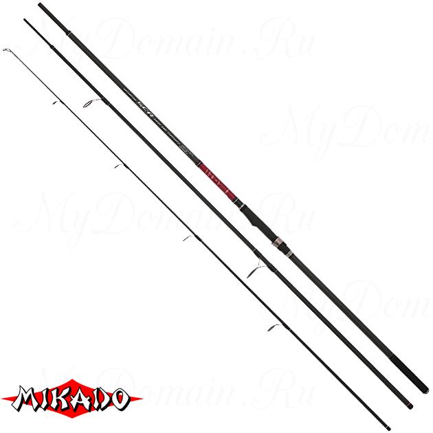 Удилище штекерное Mikado SCR HEAVY Carp 390 / 3.50 lbs (3 секц.)