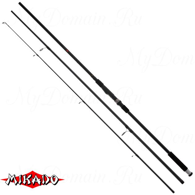 Удилище штекерное Mikado SENSEI MEDIUM Carp 390 / 3.00 lbs (3 секц.)