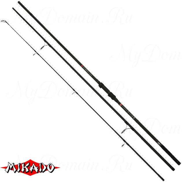 Удилище штекерное Mikado TACHIBANA Carp 390 / 3.50 lbs (3 секц.)