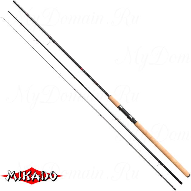 Удилище штекерное Mikado DA VINCI S-Match 390 (тест 10-30 г)